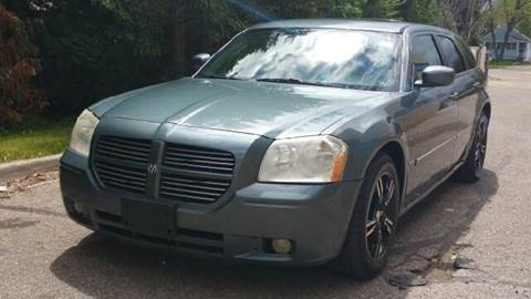 2006 Dodge Magnum for sale at Capitol Auto Sales in Lansing MI