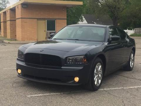 2008 Dodge Charger for sale at Capitol Auto Sales in Lansing MI