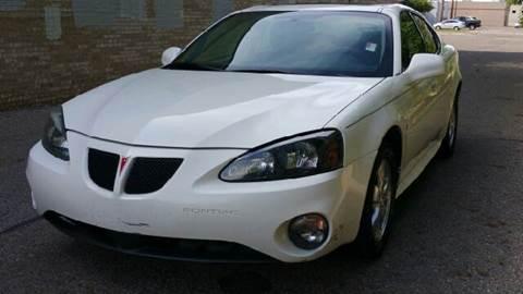 2008 Pontiac Grand Prix for sale at Capitol Auto Sales in Lansing MI