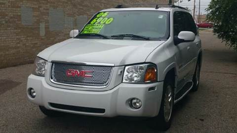 2006 GMC Envoy for sale at Capitol Auto Sales in Lansing MI