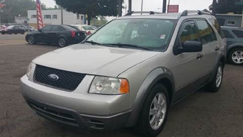 2006 Ford Freestyle for sale at Capitol Auto Sales in Lansing MI