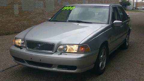 1999 Volvo S70 for sale at Capitol Auto Sales in Lansing MI