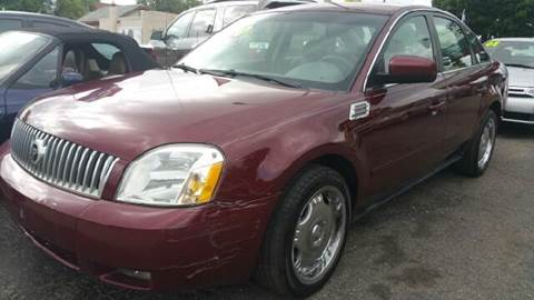 2006 Mercury Montego for sale at Capitol Auto Sales in Lansing MI