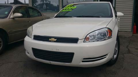 2007 Chevrolet Impala for sale at Capitol Auto Sales in Lansing MI