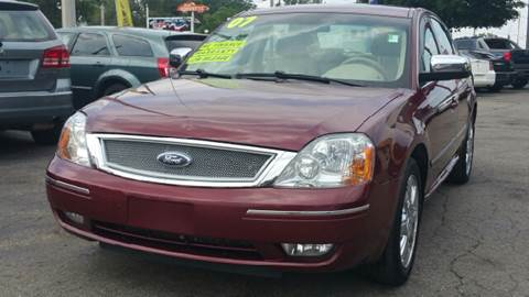 2007 Ford Five Hundred for sale at Capitol Auto Sales in Lansing MI