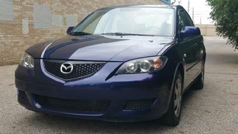 2006 Mazda MAZDA3 for sale at Capitol Auto Sales in Lansing MI