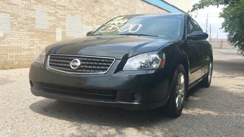 2006 Nissan Altima for sale at Capitol Auto Sales in Lansing MI