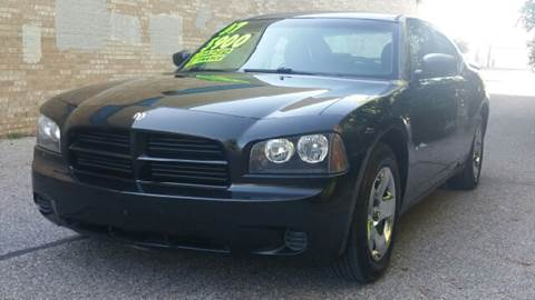 2007 Dodge Charger for sale at Capitol Auto Sales in Lansing MI