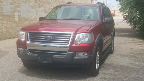 2006 Ford Explorer for sale at Capitol Auto Sales in Lansing MI