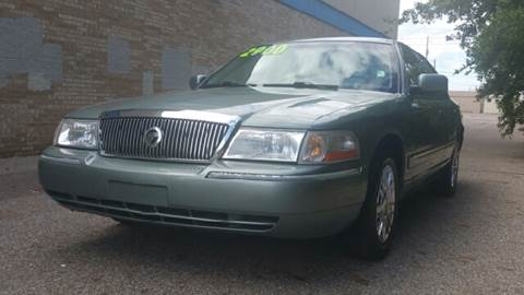 2005 Mercury Grand Marquis for sale at Capitol Auto Sales in Lansing MI