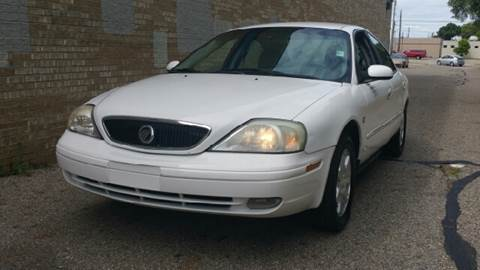 2000 Mercury Sable for sale at Capitol Auto Sales in Lansing MI