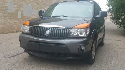 2003 Buick Rendezvous for sale at Capitol Auto Sales in Lansing MI