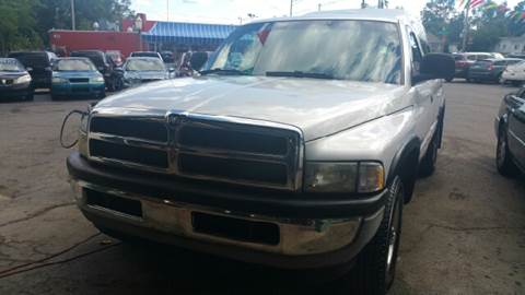 2001 Dodge Ram Pickup 1500 for sale at Capitol Auto Sales in Lansing MI
