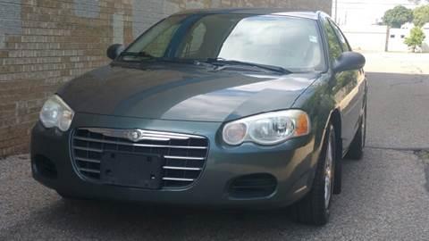 2004 Chrysler Sebring for sale at Capitol Auto Sales in Lansing MI