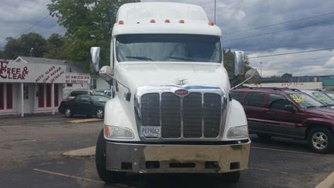 2008 Peterbilt 387 for sale at Capitol Auto Sales in Lansing MI