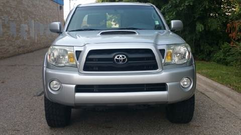 2005 Toyota Tacoma for sale at Capitol Auto Sales in Lansing MI