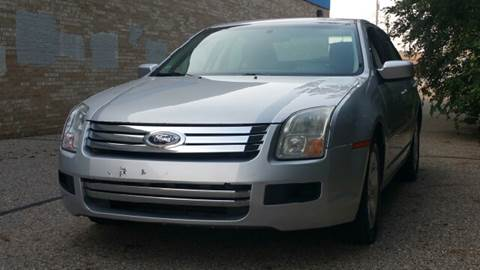 2006 Ford Fusion for sale at Capitol Auto Sales in Lansing MI