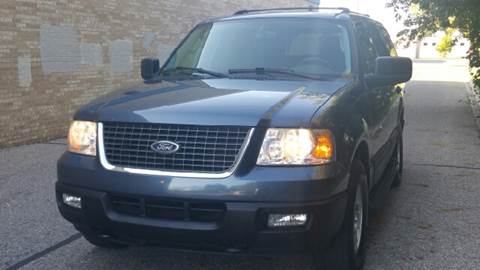2004 Ford Expedition for sale at Capitol Auto Sales in Lansing MI