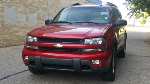 2004 Chevrolet TrailBlazer EXT for sale at Capitol Auto Sales in Lansing MI