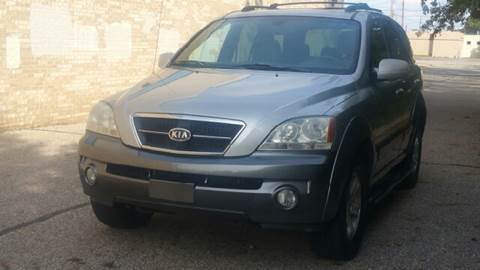 2004 Kia Sorento for sale at Capitol Auto Sales in Lansing MI