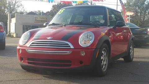 2005 MINI Cooper for sale at Capitol Auto Sales in Lansing MI