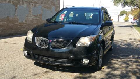 2007 Pontiac Vibe for sale at Capitol Auto Sales in Lansing MI