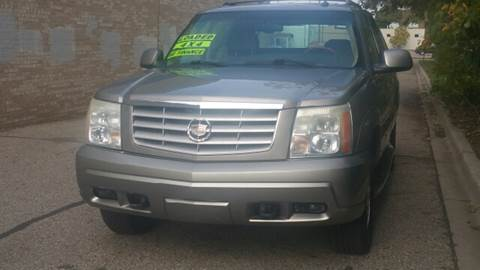 2002 Cadillac Escalade EXT for sale at Capitol Auto Sales in Lansing MI