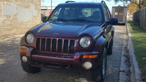 2002 Jeep Liberty for sale at Capitol Auto Sales in Lansing MI