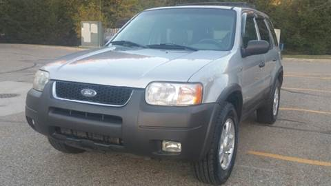 2002 Ford Escape for sale at Capitol Auto Sales in Lansing MI