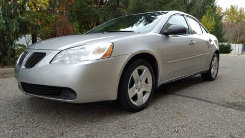 2007 Pontiac G6 for sale at Capitol Auto Sales in Lansing MI