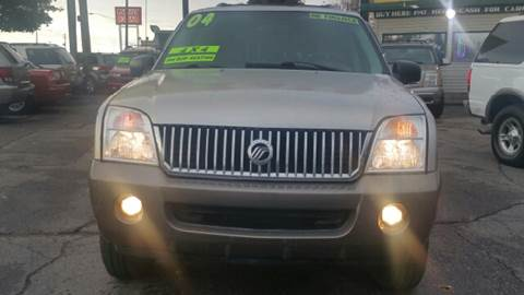 2004 Mercury Mountaineer for sale at Capitol Auto Sales in Lansing MI