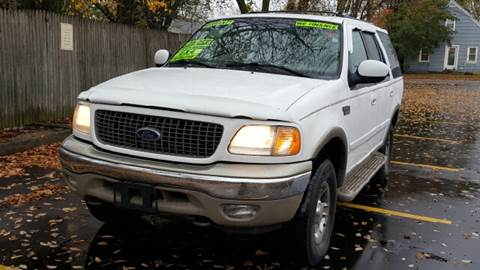 2001 Ford Expedition for sale at Capitol Auto Sales in Lansing MI