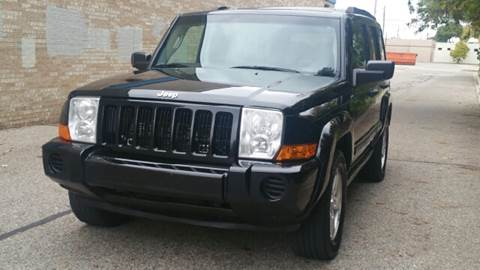 2006 Jeep Commander for sale at Capitol Auto Sales in Lansing MI