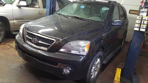 2005 Kia Sorento for sale at Capitol Auto Sales in Lansing MI