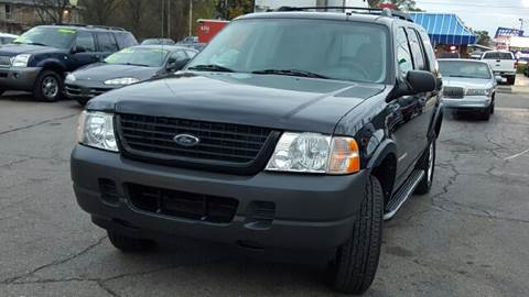 2005 Ford Explorer for sale at Capitol Auto Sales in Lansing MI