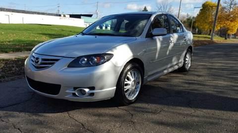 2005 Mazda MAZDA3 for sale at Capitol Auto Sales in Lansing MI