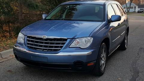 2007 Chrysler Pacifica for sale at Capitol Auto Sales in Lansing MI