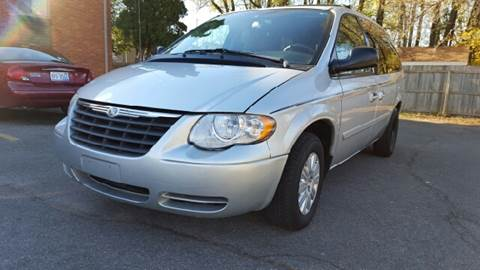2006 Chrysler Town and Country for sale at Capitol Auto Sales in Lansing MI