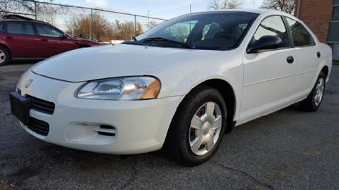 2003 Dodge Stratus for sale at Capitol Auto Sales in Lansing MI