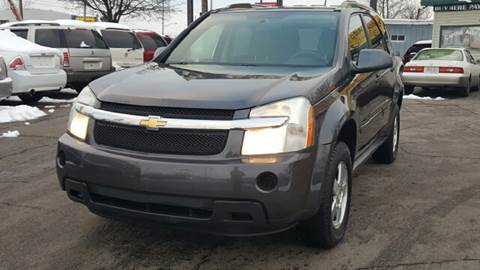 2007 Chevrolet Equinox for sale at Capitol Auto Sales in Lansing MI