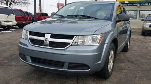 2010 Dodge Journey for sale at Capitol Auto Sales in Lansing MI