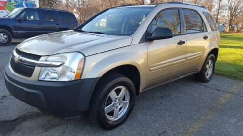 2005 Chevrolet Equinox for sale at Capitol Auto Sales in Lansing MI