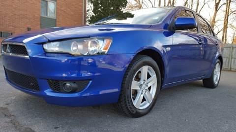 2008 Mitsubishi Lancer for sale at Capitol Auto Sales in Lansing MI