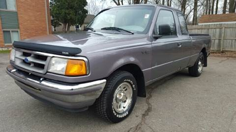 1996 Ford Ranger for sale at Capitol Auto Sales in Lansing MI