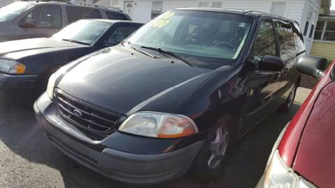 2000 Ford Windstar for sale at Capitol Auto Sales in Lansing MI