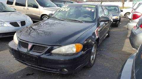 2003 Pontiac Grand Am for sale at Capitol Auto Sales in Lansing MI