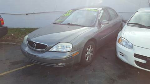 2002 Mercury Sable for sale at Capitol Auto Sales in Lansing MI