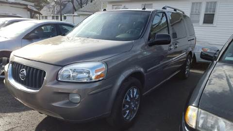 2006 Buick Terraza for sale at Capitol Auto Sales in Lansing MI