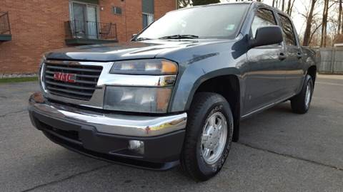 2006 GMC Canyon for sale at Capitol Auto Sales in Lansing MI