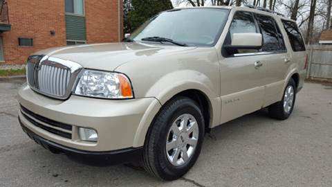 2006 Lincoln Navigator for sale at Capitol Auto Sales in Lansing MI